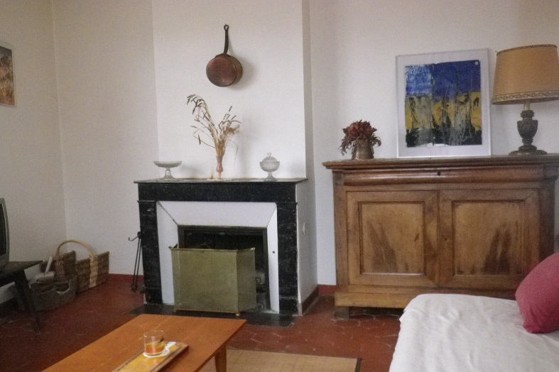 Chambre vieille france